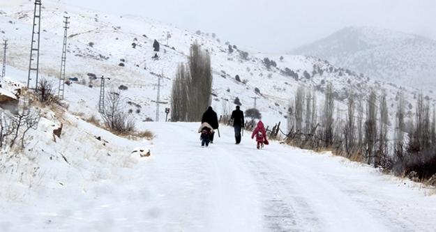 Kars -30'u gördü! Havalar nasıl olacak?