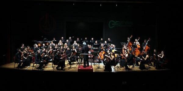 Karşiyaka'Da Cumhuriyet Konseri