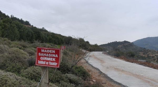 Karşıyaka'daki Altın Madeni Ruhsatına Çifte İptal