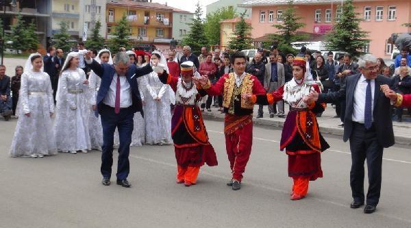 Kars'ta Kaz Güzellik Yarışması