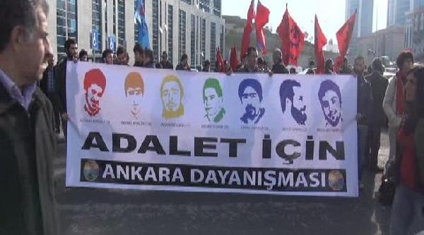 Kartal'daki Anadolu Adalet Sarayi'nda Olay (1)