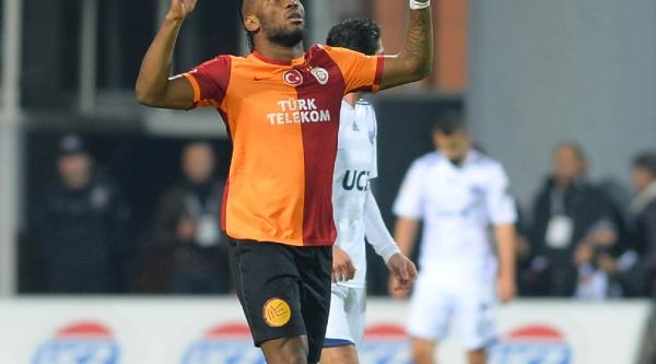 Kasimpaşa - Galatasaray Maçinin Ikinci Yari Fotoğraflari