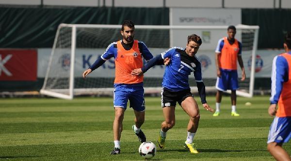 Kasımpaşa, Gaziantepspor Maçının Hazırlıklarına Başladı