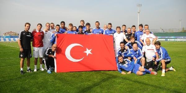 Kasimpaşa Kayseri Erciyesspor'a Hazirlaniyor