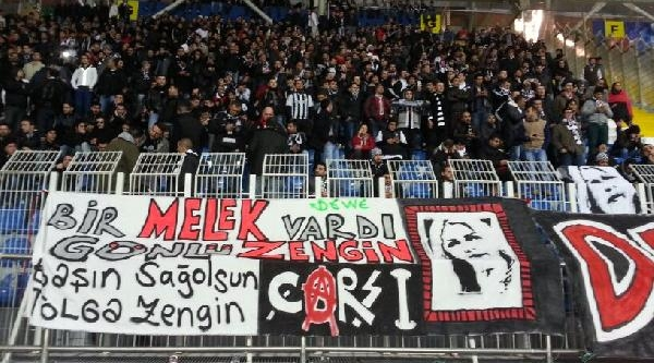 Kasimpaşa Ve Beşiktaş Taraftari: