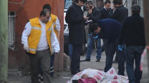 Kasimpaşa'Da Silahli Kavga: 1 Ölü, 2 Yarali