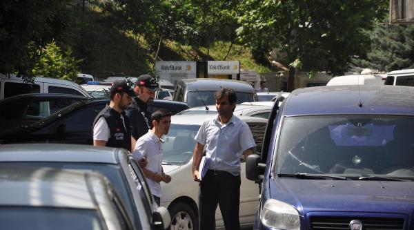 Kasımpaşa'daki Cinayetin Zanlısı Adliyeye Sevkedildi