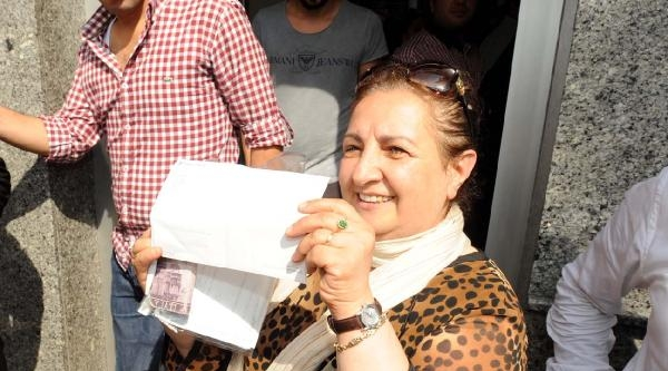 Kasımpaşalılar, Recep Tayyip Erdoğan'a Seçim Kamyası İçin Bağış Yaptı