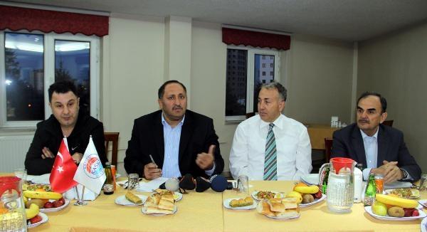 Kaskispor'un Euroleague'de Hedefi Çeyrek Final