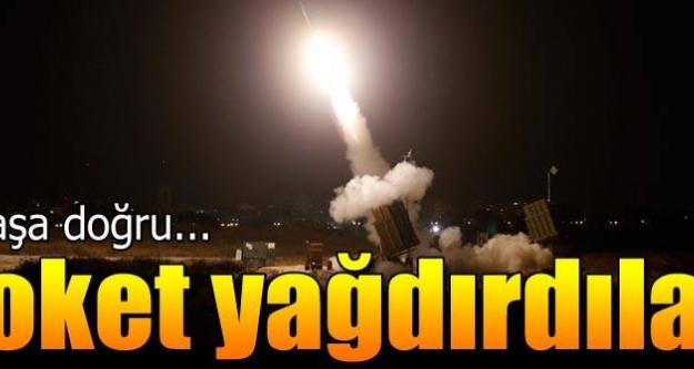 Kassam Tugayları roket yağdırdı