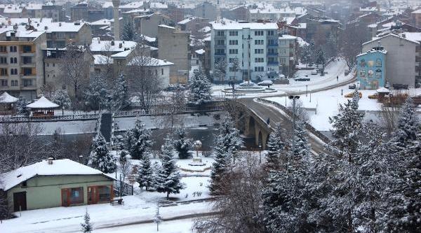 Kastamonu'da 450 Köy Yolu Kardan Kapali