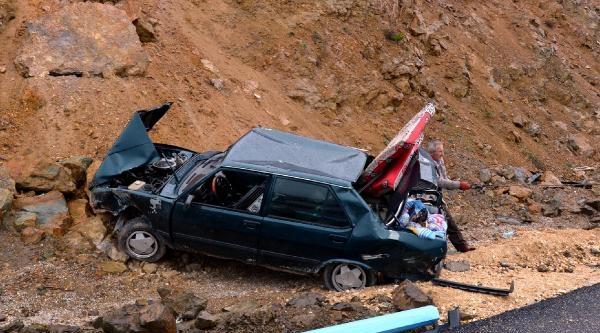 Kastamonu'da Kaza: 1 Yaralı