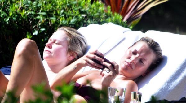 Kate Moss Göltürkbükü'nden Ayrılamadı