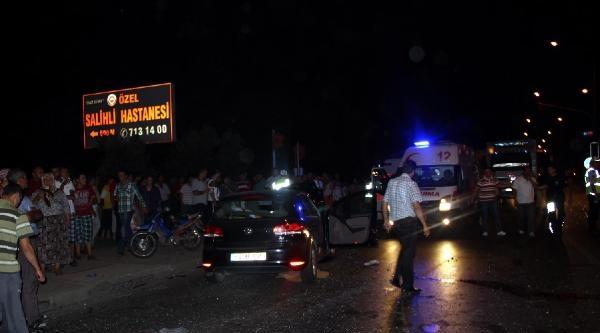 Kavşakta Zincirleme Kaza: 2 Ölü, 2'si Ağır 7 Yaralı