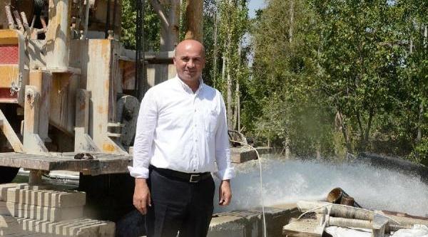Kayaağil'Dan 72 Derece Su Fişkirdi