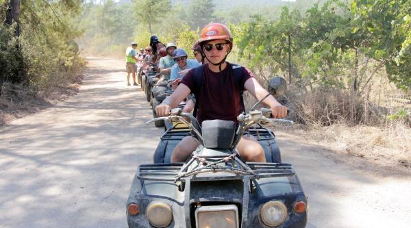 Kayaköy'de Adrenalin Safari