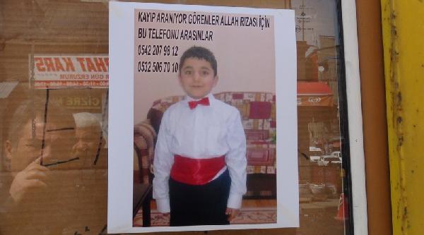 Kaybolan 9 Yaşındaki Mert'i Bulmak İçin Polis Seferber Oldu (2)
