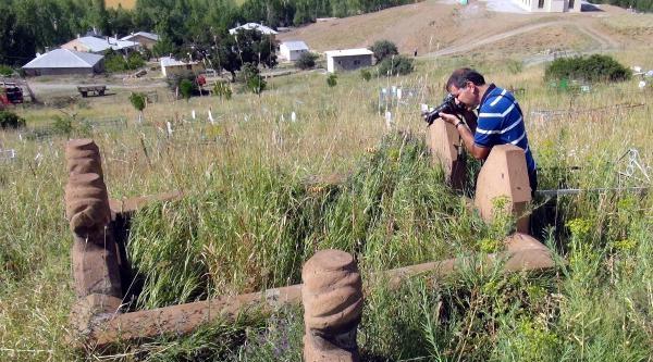 Kaybolmuş Bitkileri Mezarlıklarda Arıyorlar