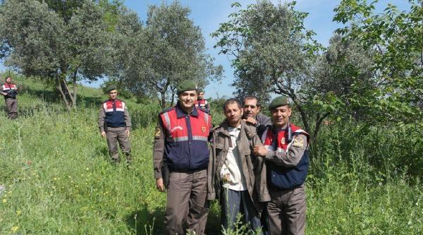 Kayıp Engelliyi Jandarma Ve Afad Buldu