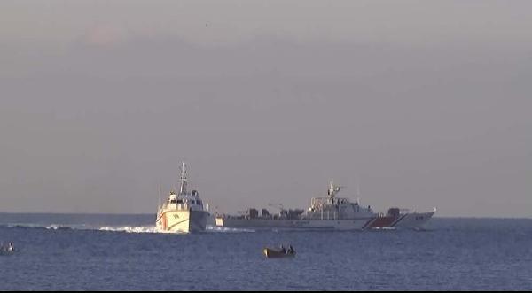 Kayıp Gençler İçin Deniz Kuvvetleri De Devrede