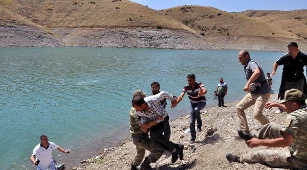 Kayıp Kız Kardeşlerden Birinin Cesedi Keban Barajı'nda Bulundu, Diğeri Aranıyor (2)