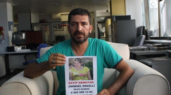 Kayıp Zihinsel Engelli Kız Kardeşini Arıyor