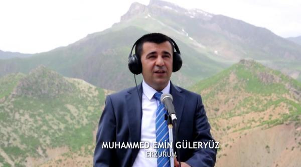 Kaymakam Kato Dağı'nda Barış Türküsü Söyledi