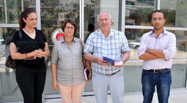 Kaymakamlıkta 'büyükşehir Koordinatörlüğü' Açılmasına Suç Duyurusu