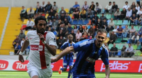 Kayseri Erciyesspor-gaziantepspor Fotoğları