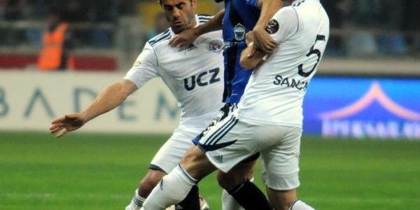 Kayseri Erciyesspor - Kasimpasa Fotoğraflari