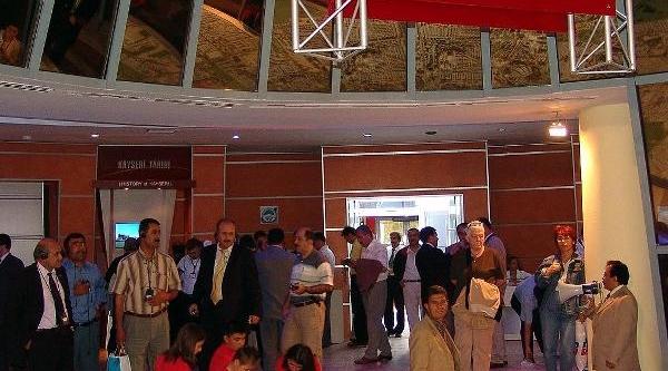 Kayseri Kent Müzesi'ne 11 Ayda 110 Bin Ziyaretçi