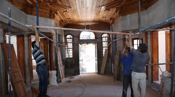 'kayseri Mahallesi' İçin 50 Konak Restore Edildi