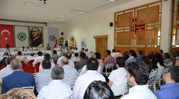 Kayseri Şeker 59'uncu Genel Kurul Toplantısı Yapıldı