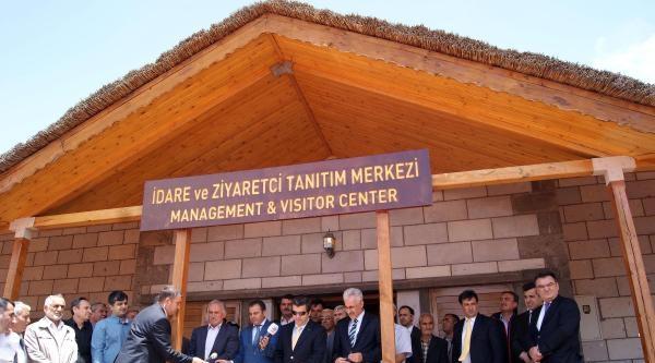 Kayseri Sultan Sazlığı'nda Kuş Müzesi Açıldı