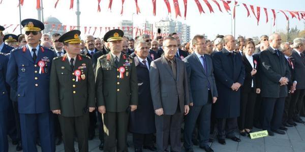 Kayseri'de 10 Kasim (2)
