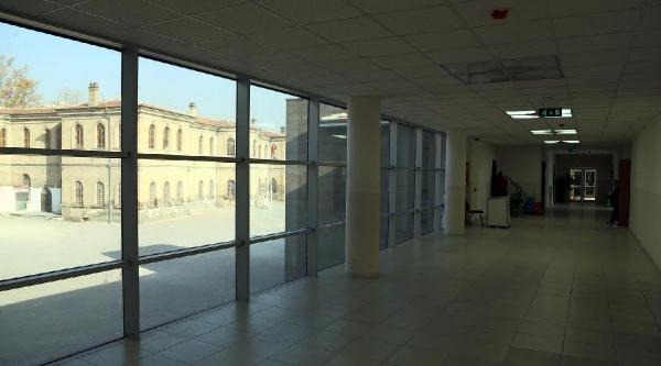Kayseri'de 120 Yillik Taş Mektep Müze Olacak