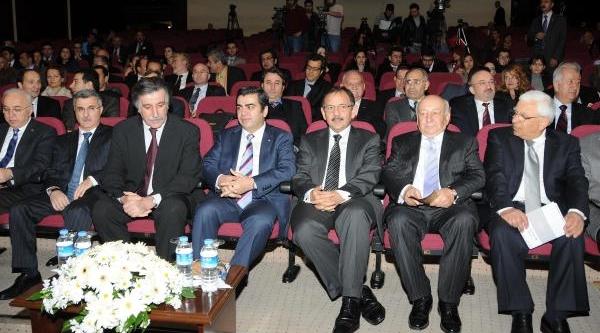 Kayseri'de 14'üncü Ulusal Turizm Kongresi Başladi
