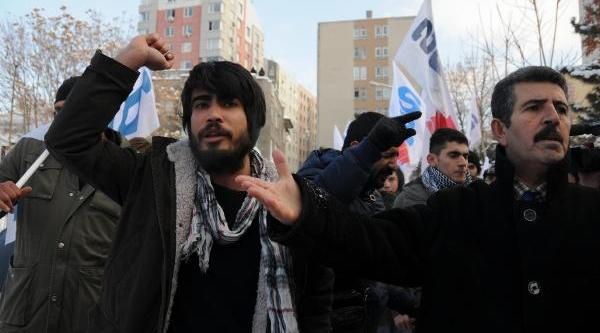 Kayseri'De 160 Sanikli Gezi Eylemi Davasi Olayli Başladi