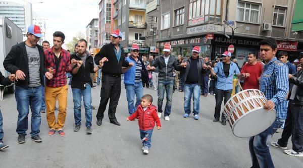 Kayseri'de 1 Mayıs Coşkusu (2)