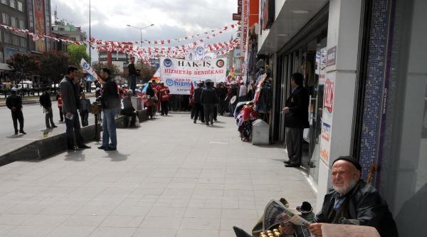 Kayseri'de 1 Mayıs Coşkusu - Fotoğraflar