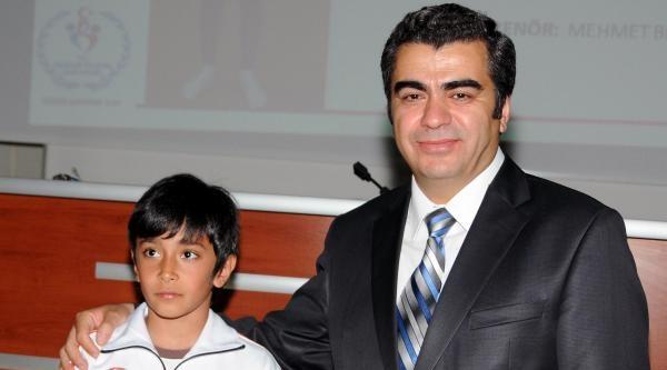 Kayseri'de Başarılı Sporculara Ödül