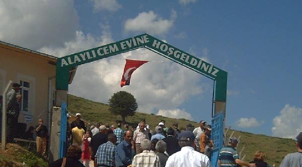 Kayseri'de Cemevi Açıldı