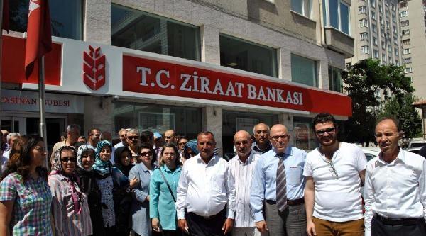 Kayseri'de Erdoğan'ın Kampanyasına Bağış