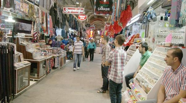 Kayseri'de Esnaf İşsizlikten Yakındı