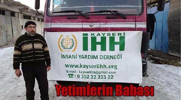Kayseri'de Gözaltina Alinan Ihh Yöneticisi Van'a Gönderildi