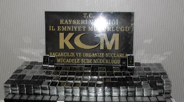 Kayseri'de Kaçakçılık Ve Uyuşturucudan 20 Kişi Yakalandı