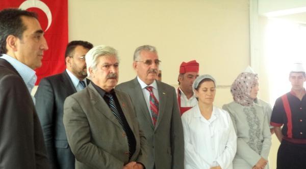 Kayseri'de Kebapçılar  Ustalık İçin Yarıştı