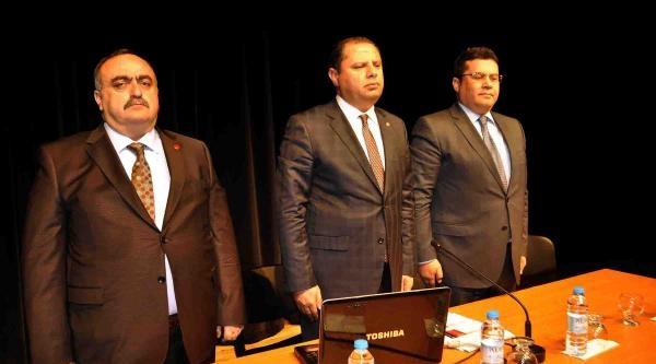 Kayseri'de Mhp'den Sandık Görevlilerine Eğitim