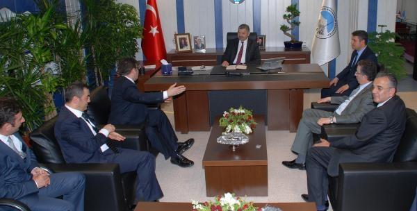 Kayseri'de Mobilyakent Yıl Sonunda Açılacak