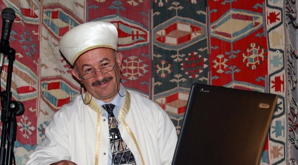 Kayseri'de Projeksiyonla Vaaz